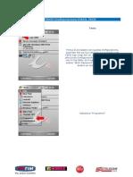 Configurazione Mail Ibox HTC P3600