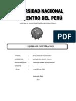Facultad de Ingeniería Metalúrgica y de Materiales