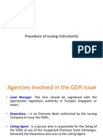 Agencies Involved in the GDR Issue.pptx