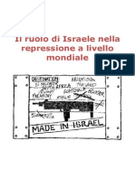 Israel Worldwide Role in Repression Italian version