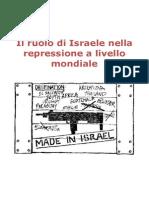 Israel Worldwide Role in Repression Italian version
