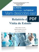 relatorio biologia biotecnologia