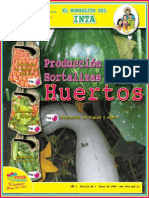 Produccion de Hortalizas