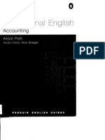Penguin - Test Your Professional English - Accounting