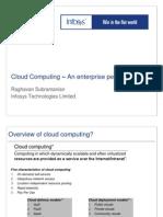 Raghu Cloudcomputing