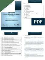 Informe Macroeconómico N 30_Mayo 2014