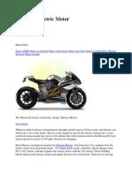 Get Your Electric Motor (Traducido )