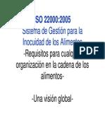 ISO 22000 [Modo de Compatibilidad]
