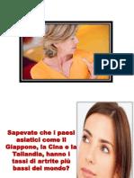 Artrite Reumatoide, Artrite Cause, Artrite Ginocchio, Artrite Idiopatica Giovanile Terapia