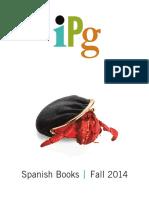 IPG Fall 2014 Spanish Titles