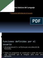 32504665 3 Funciones Definidas Por El Usuario