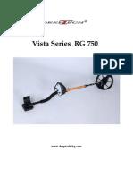 RG750 English