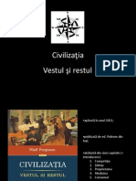 Prezentare Seminar Comunicare Interculturala- Vestul Si Restul