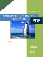 Sistemas Informacion Turisticos