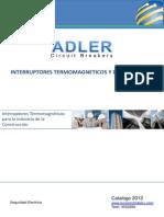 Catalogo Interruptores Adler