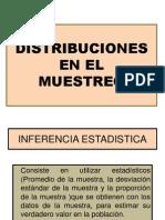 Distribuciones en El Muestreo-s3