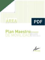 Plan Maestro de Movilidad 2006 - Valle de Aburrá