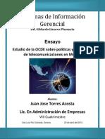 Ensayo-Estudio de La OCDE