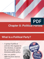 2011 Media Chapter8 Janda Challenge of Democracy Political Parties, 11E