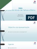 FMEA Apresentação
