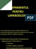 Curs Echipament Laparoscopie