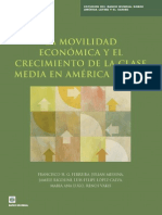 BM La Movilidad Económica y El Crecimiento de La Clase Media