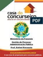 Apostila ATA GestaodePessoas.administracaoPublica Ravazolo