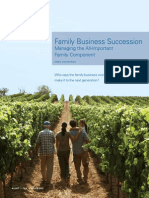 KPMG - Family Business Succession Planning