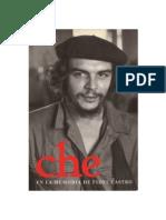 Che en La Memoria de Fidel Castro