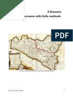 Il Romanico. l'Arte Arabo Normanna Nella Sicilia Medievale