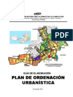 Pou Plan de Ordenacion Urbanistico