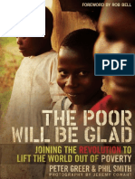 The Poor will be Glad by Peter Greer and Phil Smith, Chapter 1