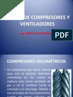 Diseño de Compresores Volumétricos