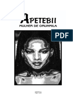 Apetebii a Esposa de Orumila