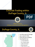 Clean Rivers, Clean Lake -- Chloride Trading in IL