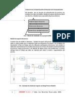 Tipos de modelo en un proyecto BPM