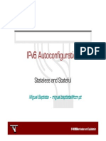 Ipv 6 Auto Configuration