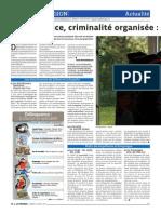 Délinquance, Criminalité Organisée Qui Fait Quoi Dans Le Rhone1