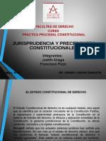 Estado Const Derecho Jurisprudencia Precedentes Vinculantes
