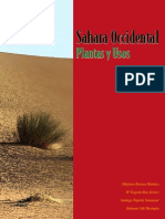 Plants of the Mauretanian Sahara