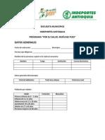 Encuesta Municipios Xssmp 2013