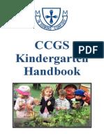 2014 parent booklet version kindergarten information document