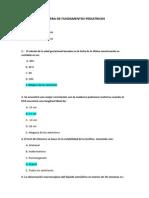 Cuestionario F.P