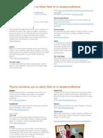 pginas web para maestros