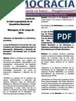 Barómetro Legislativo Diario del miércoles, 14 de mayo de 2014.pdf