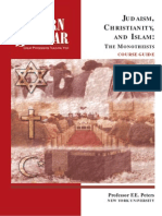 Judaism Christianity and Islam