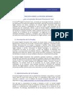Informacion Prueba Versant