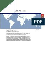 Egypten Sektoranalyse Energy 2014