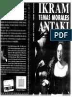 Ikram Antaki Temas Morales