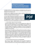 Communique Activite Pilotage Fr